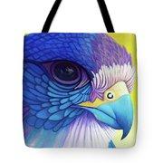 Falcon Medicine Tote Bag