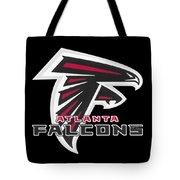 Falcons Atlanta T-shirt Tote Bag