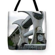 Falkirk Wheel Tote Bag