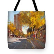 Fall 2010 Canada Tote Bag