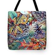 Fall Affair Tote Bag