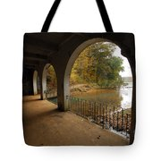 Fall Arches Tote Bag