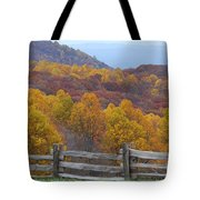 Fall Blend Tote Bag