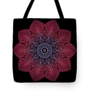 Fall Blossom Zxk-10-43 Tote Bag