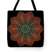 Fall Blossom Zxk-4310-2a Tote Bag