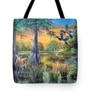 Fall Bounty- Big Cypress Swamp  Tote Bag