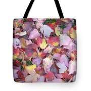 Fall Carpet Tote Bag