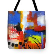 Day One...30 In 30 Challenge  Tote Bag