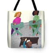 Fall Class Tote Bag
