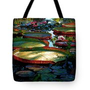 Fall Colors In The Morning Sun Tote Bag