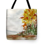 Fall Colour No. 1 Tote Bag
