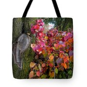 Fall Composition Tote Bag