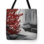 Fall Creek Tote Bag