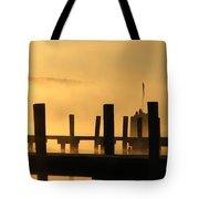 Fall Docks Marker Tote Bag