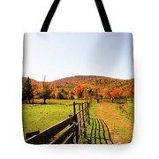 Fall Farm #4 Tote Bag