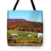 Fall Farm No. 7 Tote Bag