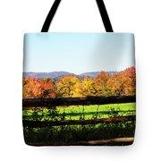 Fall Farm No. 8 Tote Bag