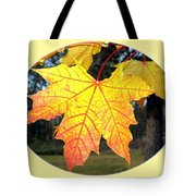 Fall Finery 2 Tote Bag