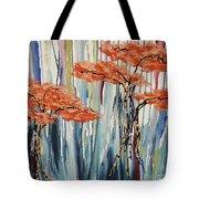 Fall Fling Tote Bag