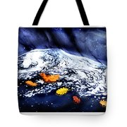 Fall Flotilla Tote Bag