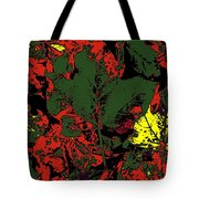 Fall Flourish 2 Tote Bag