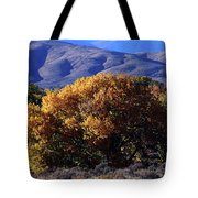 Fall Foliage And Hills, Carson City Tote Bag