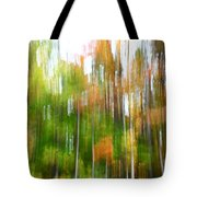 Fall Forest Colors Tote Bag