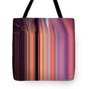 Fall From Earth Album Art Tote Bag