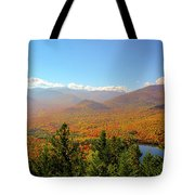 Fall From Mount Jo Tote Bag