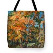 Fall Glory Tote Bag