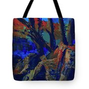 Fall Hiking Trail 1 Tote Bag