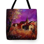 Fall In Ardennes  Tote Bag