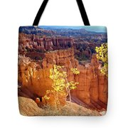 Fall In Bryce Canyon Tote Bag