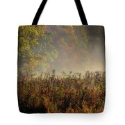 Fall In Cades Cove Tote Bag