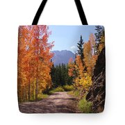 Fall In Colorado Tote Bag