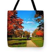 Fall In Guilford Tote Bag