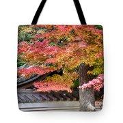 Fall In Japan Tote Bag