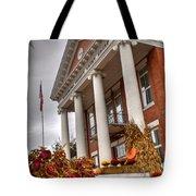 Fall In Jonesborough Tennessee Tote Bag