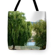 Fall In Kaloya Park 6 Tote Bag