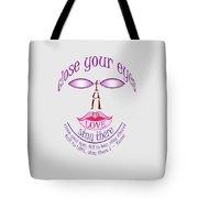 Fall In Love, Rumi Tote Bag