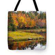 Maine Fall Tote Bag