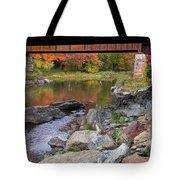 Fall In New Enlgand  Tote Bag
