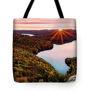 Fall In Northern Vermont Tote Bag