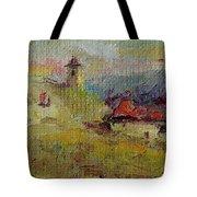 Fall In Orheiul Vechi Tote Bag