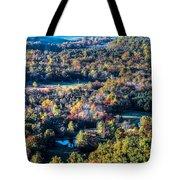 Fall In Shenandoah Valley Tote Bag