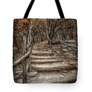 Fall In Texas Tote Bag