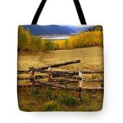 Fall In The Rockies 2 Tote Bag