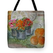 Fall In Vermont Tote Bag