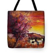 Fall In Villers Tote Bag