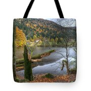 Fall In Vosges National Park Tote Bag